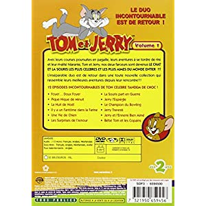 Tom et Jerry, vol.1 (12 épisodes)