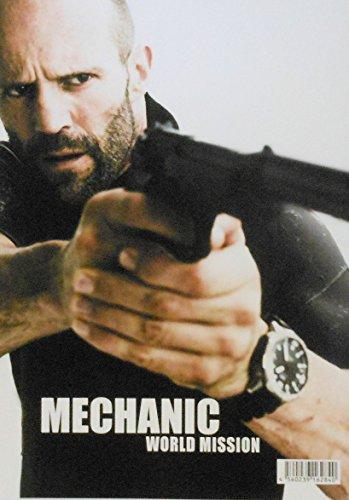 【映画パンフレット】 メカニック:ワールドミッション Mechanic: Resurrection