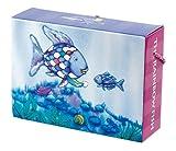 MudPuppy Rainbow Fish Floor 24 Piece Jigsaw Puzzle
