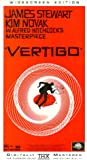 Vertigo (Widescreen Edition) [VHS]