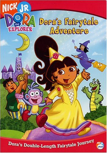 Dora the Explorer - Dora's Fairytale Adventure