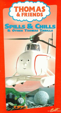 Thomas and Friends - Spills and Chills and Other Thomas Thrills [VHS]