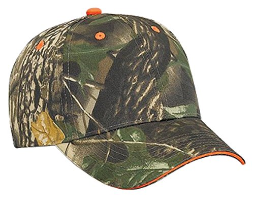 Hats & Caps Shop Camouflage Cn Twill Sandwich Visor Low Profile Pro Style Cap - By TheTargetBuys