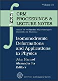 img - for Isomonodromic Deformations and Applications in Physics book / textbook / text book