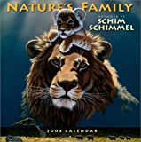 img - for Nature's Family 2004 Calendar book / textbook / text book