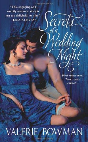 Image of Secrets of a Wedding Night (Secret Brides Volume 1)
