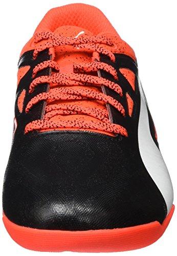 Puma Herren Evospeed Sala 1.5 Fußballschuhe, Rot (Red Blast-White-Black 01), 46 EU -