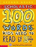 100 Words Kids Need to Read by 2nd Grade (100 Words Workbook)