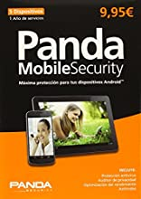 Panda Mobile Security  - Software De Seguridad, 5 Licencias