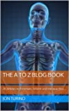 img - for The A to Z Blog Book book / textbook / text book