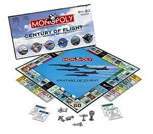 "Century of Flight ""Aviation"" Monopoly"
