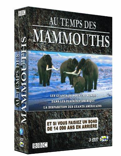 Au Temps Des Mammouths - 3 Volumes