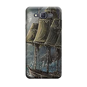 Ebby Premium Printed Mobile Back Case Cover With Full protection For Samsung J5 2016 (Designer Case)