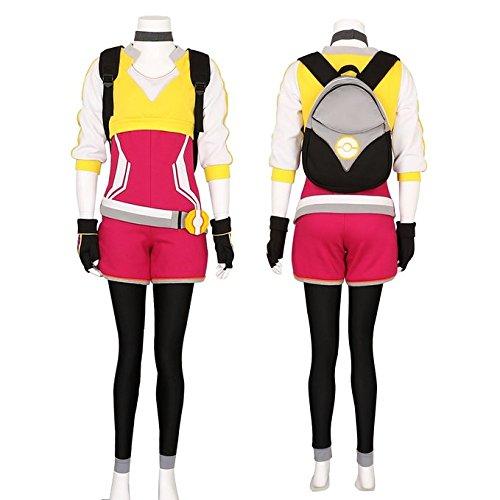 ポケモンGO トレーナー 女性Ver Pokemon GO コスプレ衣装 コスプレシャス 女性M