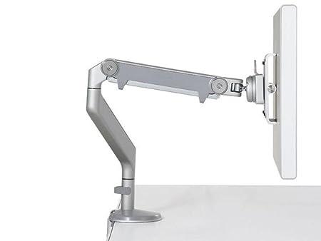 Humanscale M2CS1S M2braccio per Monitor (portata: 9,1kg) argento/grigio