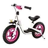 Kettler 12.5-Inch Spirit Air Princess Balance Bike by KETTLER