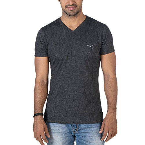 Jockey Radio Jockey V-Neck Men's T-Shirt (Multicolor)