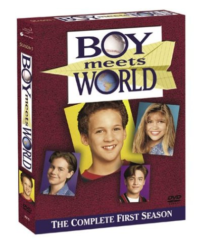 Boy Meets World: Complete First Season [DVD] [Import]