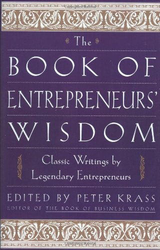 The Book of Entrepreneurs' Wisdom