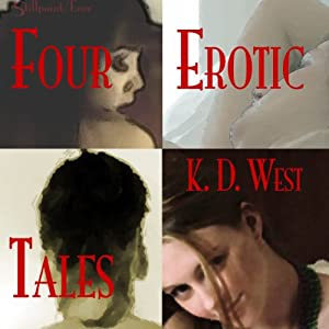 Four Erotic Tales Audiobook
