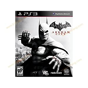 Batman Arkham City PS3 Game