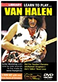 echange, troc Lick Library - Learn to Play Van Halen [Import anglais]