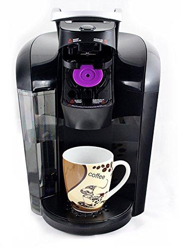 Keurig Coffee Maker Older Models : PureJava 2.0 - 3 Refillable/Reusable K Cups for Keurig 2.0 - K200, K300, K400, K500 Series and ...