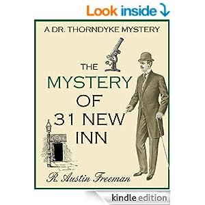THE MYSTERY OF 31 NEW INN (A DR THORNDYKE MYSTERY)