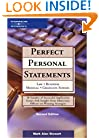 Perfect Personal Statements, 2nd ed (Peterson's How to Write the Perfect Personal Statement)
