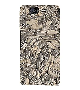 EPICCASE Sandy Pebbles Mobile Back Case Cover For Micromax Canvas Knight A350 (Designer Case)