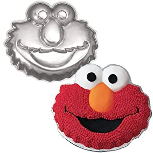 Wilton Elmo Face Cake Pan by Wilton