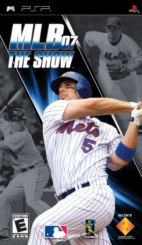 MLB 07: The Show - Sony PSP
