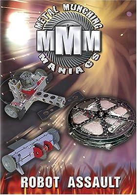 Metal Munching Maniacs: Robot Assault