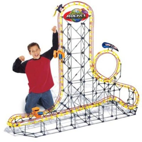 Save On K Nex Rippin Rocket Roller Coaster Automotive