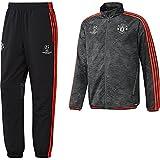 Adidas MUFC Eupresuity-Sweat-shirt-Homme