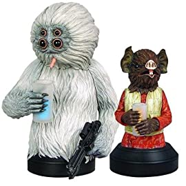 Kabe and Muftak Star Wars Gentle Giant Mini Bust Set