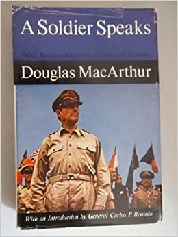 essays on macarthur General macarthur's duty, honor, country speech to the west point corps of cadets.