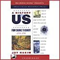 From Colonies to Country: A History of US, Book 3 Audiobook by Joy Hakim Narrated by Christina Moore
