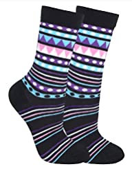 Lucci Women's New Age Crew Sock