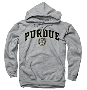 Purdue Boilermakers Adult Arch & Ring Hoody by Unknown