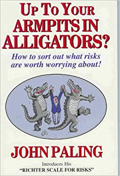 Up to your armpits in alligators?: How to sort out what risks are