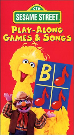 Sesame Street - Play-Along Games and Songs