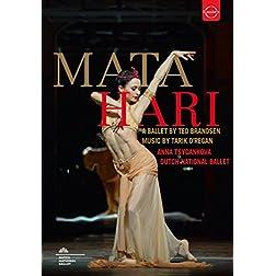 MATA HARI - A Ballet by Ted Brandsen