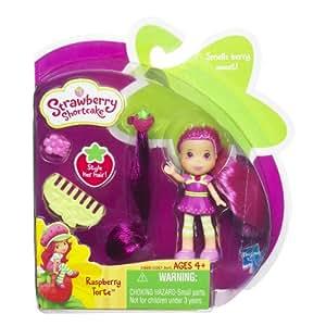 Shortcake, Mini Doll, Raspberry Torte, 3 Inches: Toys & Games