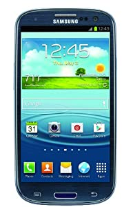 Samsung Galaxy S III 4G Android Phone, Blue 16GB (AT&T)