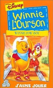 Winnie l 39 ourson winnie cow boy vhs walt disney - Rideau winnie l ourson castorama ...