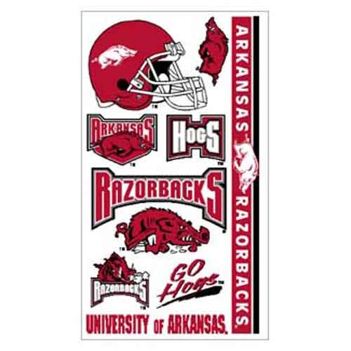 Arkansas Temporary Tattoos at Amazon.com