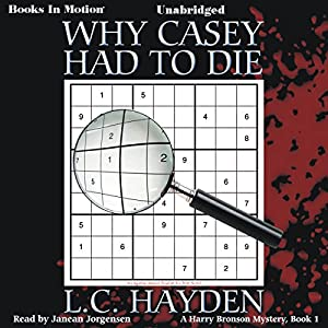 Why Casey Had to Die Audiobook