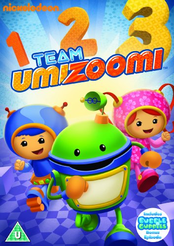 Team Umizoomi [DVD]