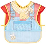 DISNEY・BABY プー 乳幼児 なりきりお食事エプロン イエロー ブロード×EVA C2C40 ランキングお取り寄せ